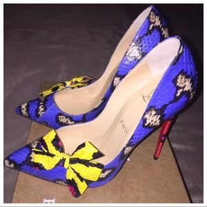 Super sexy Authentic Christian Louboutin